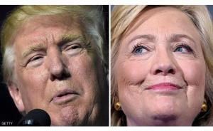 """كلينتون وترامب وجها لوجه لـ90 دقيقة في """"مناظرة استثنائية"""""""