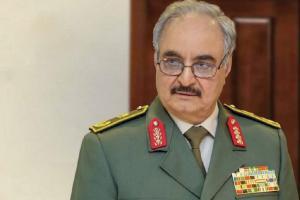 حفتر يسعى لحشد قواته في ليبيا لمواجهة تركيا