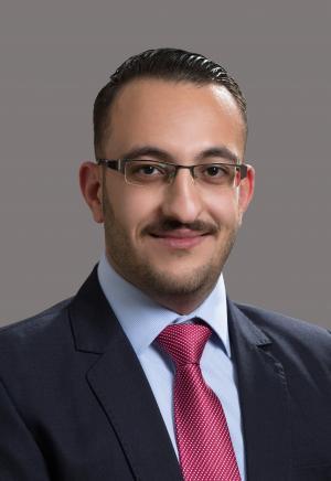 """جائزة الموظف المتميز في """"عمان العربية"""" لـ""""انس كاسو"""""""