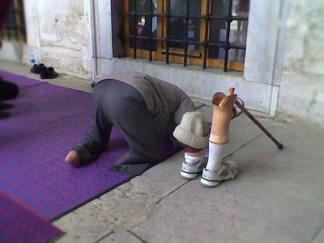 اين انت من يوجل لصلاة Image