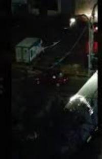 بدء تساقط الأمطار  بعدد من مناطق المملكة (فيديو)