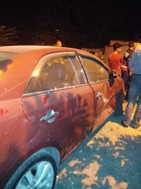 6 إصابات بتصادم 9 مركبات في البلقاء (صور)