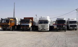 690 مليون دينار خسائر  قطاع الشاحنات في الاردن