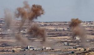 الاحتلال يستهدف 3 مدافع للجيش السوري