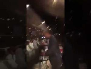 مشادة بين مسؤول بالسلطة الفلسطينية وموظف اردني بمطار عمان (فيديو)