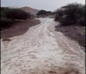 إغلاق طريق وادي عربة