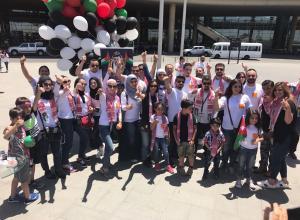 Orange الأردن تحتفل بالذكرى 71 للاستقلال في كافة معارضها (صور)