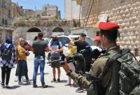 البلدة القديمة في الخليل: الحصار أو التهجير