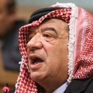 عبد الكريم الدغمي  ..  جاهر برأيه الوطني وكسب ثقة الملك