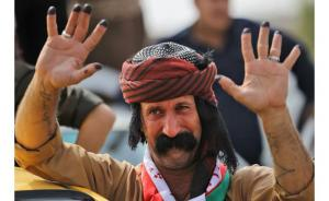 بدء عملية فرز الأصوات في استفتاء كردستان العراق