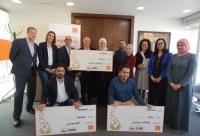 """اورنج تعلن الفائزين في جائزة """"مشاريع التنمية المجتمعية"""""""