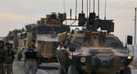 هجوم عنيف للجيش التركي وجبهة النصرة على مواقع للجيش السوري في إدلب