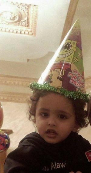 عيد ميلاد  ..  وسام صلاح العلاوي