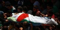استشهاد شاب متأثراً بجراحه في غزة