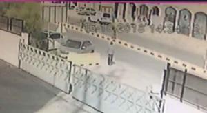 وفاة احد مرتبات الدفاع المدني دهساً في مادبا (فيديو)