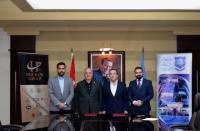 """عمان الأهلية توقع اتفاقية تعاون أكاديمي مع """"GESCO"""""""