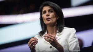 """سفيرة امريكية: توقعنا سقوط السماء عند """"الاعتراف بالقدس"""" ولكن .. !"""