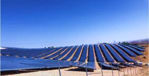 """""""استثمار الضمان"""" يبدأ بتنفيذ المحطة الثالثة لتوليد الكهرباء من الطاقة الشمسية"""