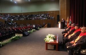 تخريج طلبة أكاديمية الأمير الحسين بن عبدالله الثاني للحماية المدنية