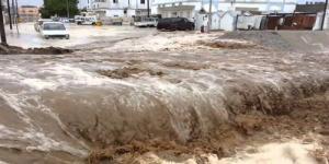 تحذير من تشكل السيول الاربعاء في جنوب المملكة