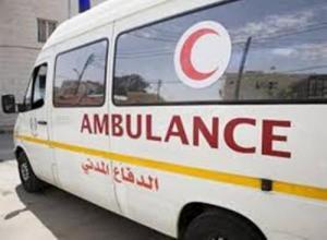 12 إصابة بحادثي تصادم في اربد والبلقاء