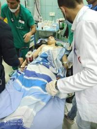 جنين: إصابات في اشتباكات بين مسلحين وأجهزة السلطة