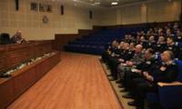 البزايعة يلتقي مدراء المديريات الميدانية والإدارات في الدفاع المدني