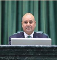 العودات يطالب البرلمان العربي بدعم القدس وحي الشيخ جراح