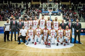 منتخب السلة يستعد لمواجهة كازاخستان