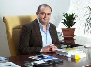 """ترقية د. معاذ الحوراني  إلى رتبة أستاذ في """"عمان الأهلية"""""""