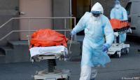 امريكا ..  وفيات كورونا تتجاوز 105 آلاف و1.8 مليون اصابة