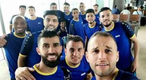 الفيصلي يصل القاهرة استعدادا للبطولة العربية