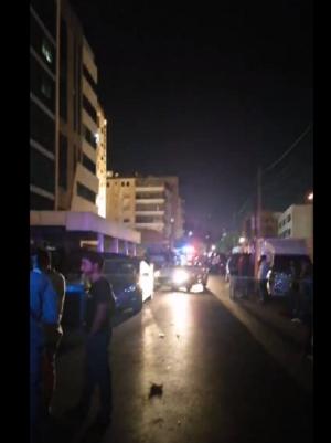 وفاتان وانقطاع الكهرباء عن مستشفى الجاردنز ..  وتواجد امني كثيف