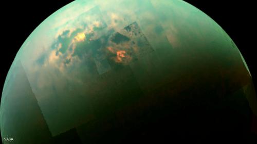 حقل غاز عملاق في الفضاء يفوق ثروة الأرض !