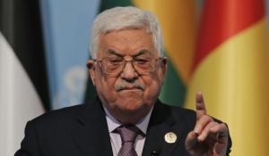 عباس سيوجه تهديدا للعالم