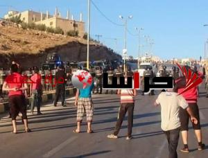 """الافراج عن محتجي حادث """" وادي الجرون"""" بإربد"""