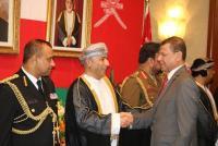 الشرق الأوسط تشارك في العيد الوطني ال 48 لسلطنة عمان