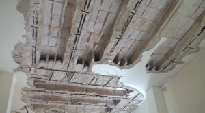 الاغوار الشمالية: سقوط اسقف 3 منازل بسبب الاحوال الجوية