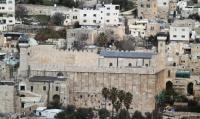الإحتلال يمنع ترميم الحرم الإبراهيمي