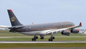تحويل مسار طائرة للملكية الأردنية