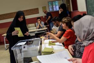 أردني شارك بالإشراف على الانتخابات التركية