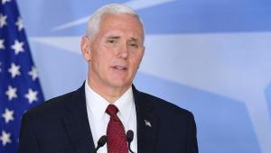 نائب الرئيس الأمريكي يستفز الفلسطينيين والعرب!