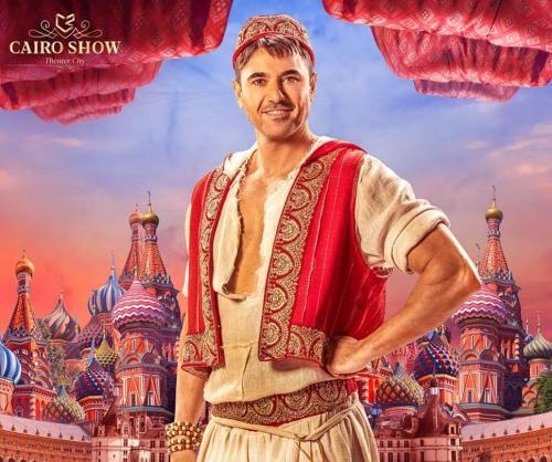 أحمد عز أفضل ممثل مسرحي في العام 2020