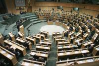 النائب القضاة الغائب الوحيد عن جلسة النواب