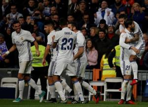 رأس راموس تنقذ مدريد من جديد