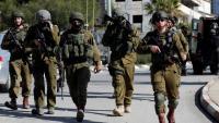الاحتلال الاسرائيلي يعتقل 11 فلسطينيا في الضفة الغربية
