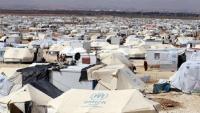 بدء التطعيم ضد كورونا في الزعتري