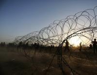 اصابة ضابط صهيوني باطلاق نار على حدود غزة