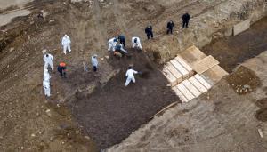الطب الشرعي : كورونا ينتقل من جثث المتوفين الى الأحياء الأصحاء