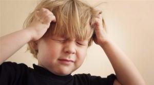 كيف تعرف ان طفلك أصيب بارتجاج المخ ؟